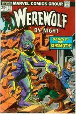 Werewolf by Night # 17 (Don Perlin) (USA, 1974)