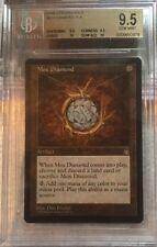 Mox Diamond- BGS 9.5 GEM MINT- Stronghold - MTG - Vintage - Legacy - QUAD++