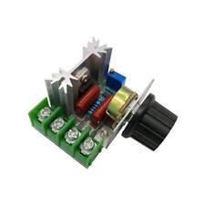 2000 Watt 50-220 V AC SCR Elektrische Spannungsregler Motor Drehzahlregler~.