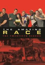 THE AMAZING RACE 20 (2012) with Bopper + Mark - US TV Season Series - NEW DVD R1