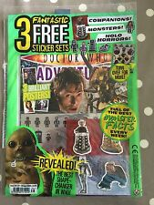 Doctor Who Adventures Magazine Issue 133 - Brand New In Bag - Free Postage