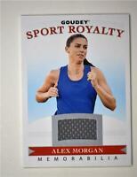 2020 Goodwin Champions Goudey Sport Royalty Memorabilia Relic #SRM-AM Alex Morga