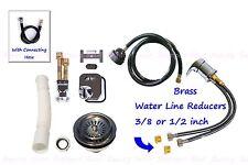 Shampoo Bowl Plumbing Parts Kits with Sprayer Hose TLC-116KA