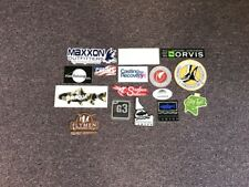 16 Fly Fishing Stickers #16A Orvis TFO Umpqua Lamson Simms Scientific Anglers