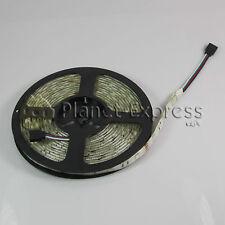 Tira Flexible 150 Led SMD 5050 5m. RGB + Mando + Controlador. Waterproof casa...