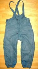 CANADIAN MILITARY COMBAT WINTER OVERALLS SZ/ 67/30 M15
