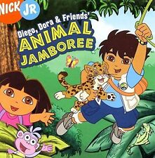 Diego, Dora and Friends' Animal Jamboree by Various Artists (CD, Apr-2006, Nick…