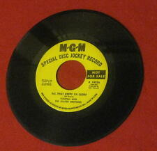 """TOMPALL & THE GLASER BROTHERS """"CALIFORNIA GIRL"""" 1966 PROMO MGM 14046 LQQQK!!"""