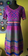size 14, 16 dress, from pure cotton by Ivko