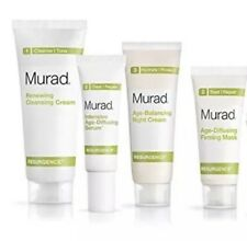 Murad Resurgence 30-Day Kit Eye & Nigh Cream,Mask,Serum, Cleansing, C Infusion