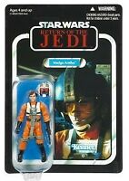 Star Wars Vintage Collection Return of the Jedi Wedge Antilles Figure Unpunched