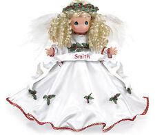 """Precious Moments Joy To The World Xmas Tree Topper Angel Doll 12"""" NEW"""