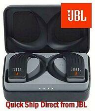 JBL Endurance PEAK Waterproof True Wireless In-Ear Sport Headphones, Buds Black