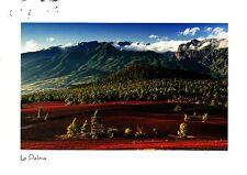 La Palma , Ansichtskarte , Rückseite beschriftet