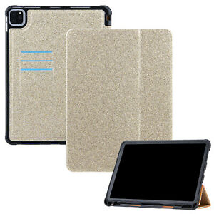 "For iPad Pro 11 2021/2020/2018 10.5"" 2017 Smart Leather Case Auto Sleep/Wake"