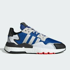 New Adidas Nite Jogger EH1294 - Blue, Running Shoes Sport Sneakers Trainers