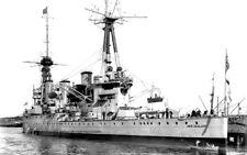ROYAL NAVY INDEFATIGABLE CLASS BATTLECRUISER HMS NEW ZEALAND
