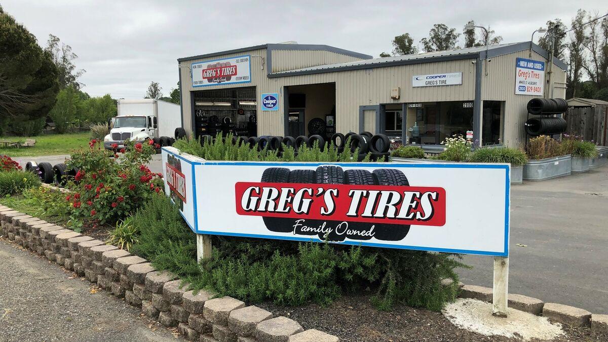 Greg's Tires