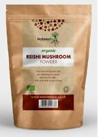 Certified Organic Reishi Mushroom Powder - Immune System | Detox Tea