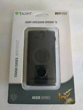 Trident Aegis series case Sony Ericsson Xperia U, Black , Sleek armor New in pkg