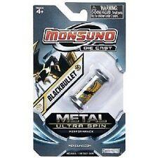 Monsuno Die Cast Metal Ultra Spin Core Blackbullet