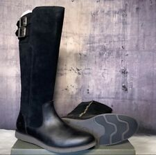 TIMBERLAND WOMEN'S LAKEVILLE TALL BOOTS Size 9M US BLack