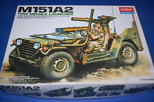 Academy 13406 - M151 A2 TOW Missile Launcher  scala 1/35