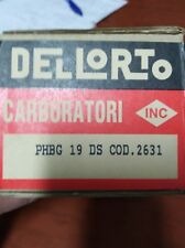 Carburatore Dell'orto PHBG 19 DS motori 50-100cc 2t