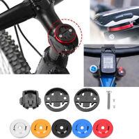 Road Bike Computer Holder stem top cap bicycle stopwatch GPS ultralight Mount