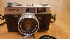 Canon Canonet QL17 45mm f1.7 Vintage Classic Old