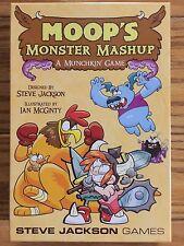 Moop's Monster Mashup Steve Jackson Games