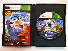 Phineas & and Ferb: Quest for Cool Stuff - XBox 360 - COMPLETE