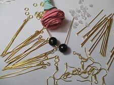 300 Jewelry Making Beads Earrings Necklaces Bracelet Supplies Crafting