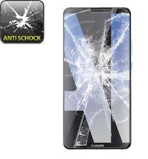 2x Huawei Mate 10 Pro Folio PANZER Nano Contra Impactos PROTECTOR DE PANTALLA