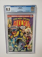 Nova #6 CGC 8.5 1st App Sphinx & Megaman Marvel Comics Nova Movie Key Hot MCU