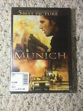 New: Munich (Dvd, 2006, Widescreen) Steven Spielberg 5x Academy Nominations