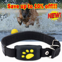 Waterproof Mini GPS Pet Finder Tracker Locator GSM Tracking Dog Cat Collar AU/