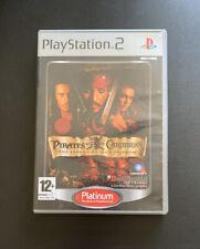 PS2 Piratas Del Caribe Playstation 2 Juego