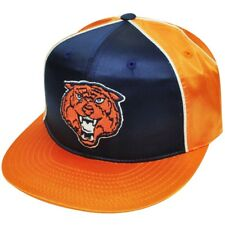 5011c2fb0c8 MLB American Needle Detroit Tigers Satin Feel Fitted Two Tone Snaz 7 1 4 Hat