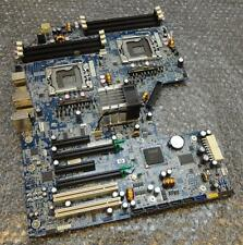 HP Z600 Workstation Dual Socket LGA1366 / 1366 scheda madre 591184-001 460840-003