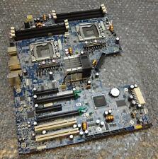 HP Z600 Workstation Dual Socket LGA1366 / 1366 scheda madre 591184-001 460840-003
