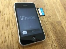 Apple iPhone 3GS - 16GB Black  - A1303 (AT&T) Smartphone  Works Great Nice