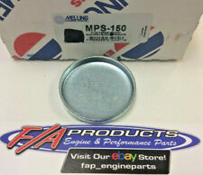 """Melling MPS-150 2-3/32"""" Steel Shallow Engine Expansion Plug Cup Freeze Out Plugs"""