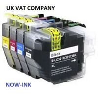 COMPATIBLE INK LC3219 LC3217 XL Cartridges for Brother MFC-J5330DW MFC-J5730DW