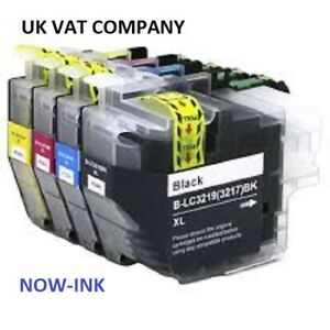 COMPATIBLE INK Cartridges LC3219 LC3217 XL for Brother MFC-J5335DW MFC-J5930DW