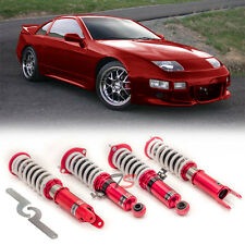 GODSPEED MONO SS COILOVER SUSPENSION 90-96 300ZX Z32 FAIRLADY SPRING FRONT REAR