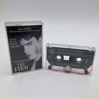 The Firm Music From The Original Soundtrack Tom Cruise Cassette Tape