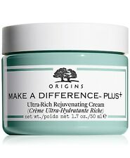 Origins Make A Difference™ Plus+ Ultra-Rich Rejuvenating Cream 1.7oz  NIB