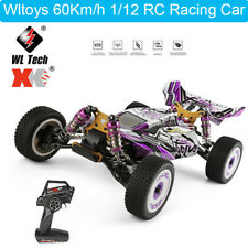 WLtoys Electric RC Racing Cars 1/12 4WD RC RTR 2.4G 60KM/H High Speed Off Road