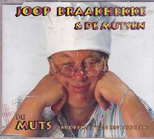 Joop Braakhekke&De Mutsen-De Muts cd maxi single